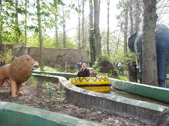 Gulliver's Land: Jungle River Ride