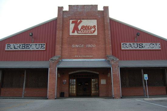 Photo of American Restaurant Kreuz Market at 619 N Colorado St, Lockhart, TX 78644, United States