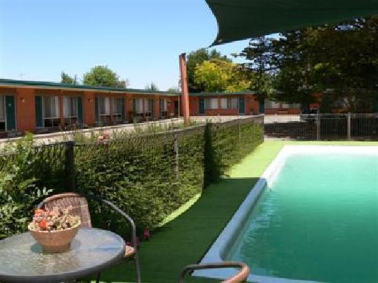 Avenue Motel: Swimming Pool