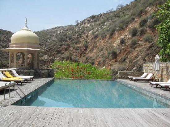 Samode Palace: Infinity Pool