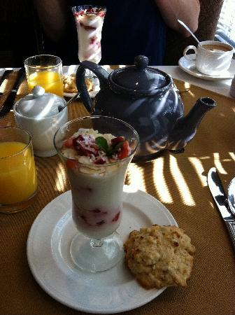 Beacon Inn at Sidney: Breakfast - First Course