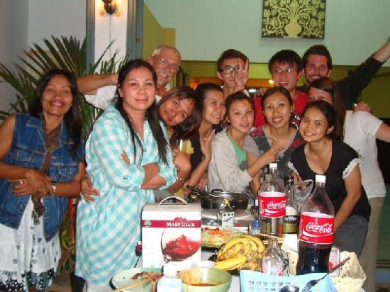 Thai Coconut House: Party