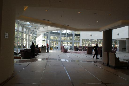 InterContinental Mendoza: el lobby 2