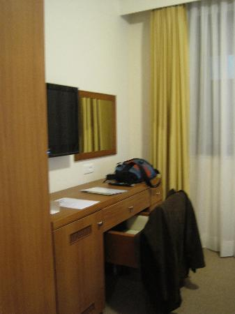 Hotel Misk: Our room