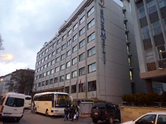 Surmeli Ankara: ホテルの外観