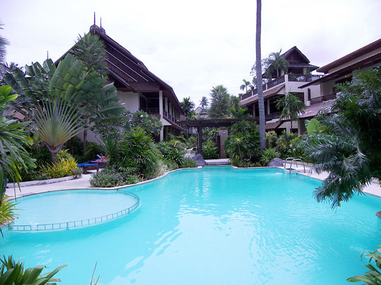 Phi Phi Banyan Villa: Swimming Pool