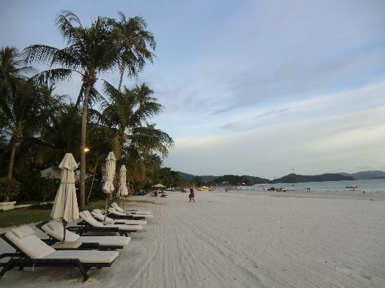 Casa del Mar, Langkawi: beautiful and quality beach