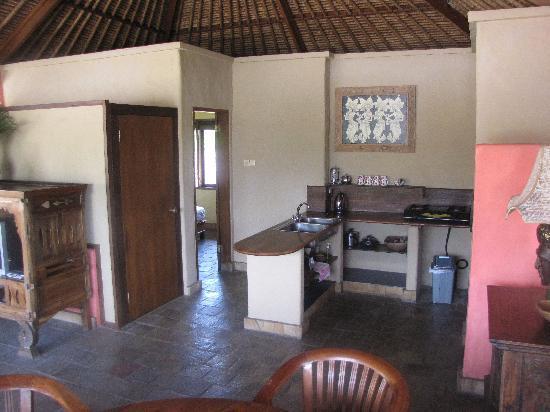 Flashback's: Suite kitchen