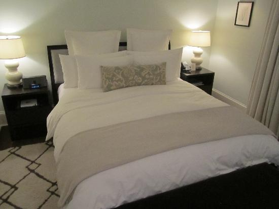 Bedford, Estado de Nueva York: Very comfortable bed