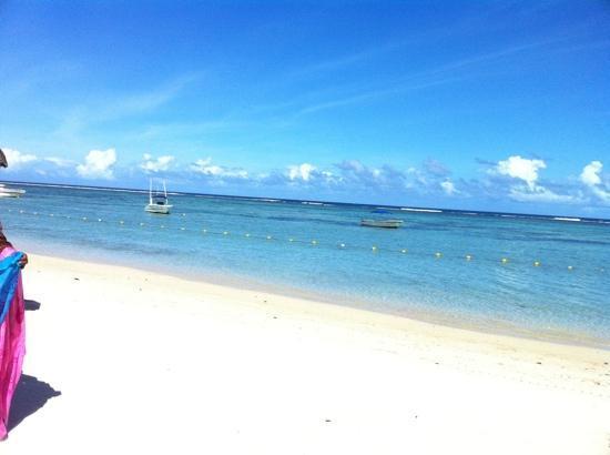 Sofitel Mauritius L'Imperial Resort & Spa: un autre coin de la plage