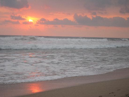 Corky Carroll's Surf School: Nothing beats the Costa Rican sunset