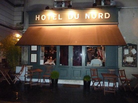 hotel du nord restaurant reviews paris france tripadvisor. Black Bedroom Furniture Sets. Home Design Ideas