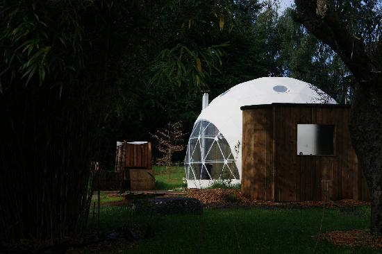 Dome Garden: Dome with ensuite attached