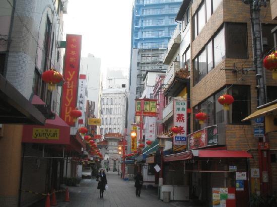 Kobe Sannomiya Union Hotel: メリケン