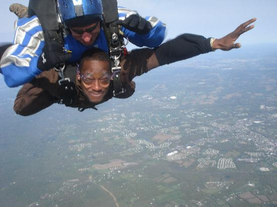 Skydive Philadelphia : Flyin' with Brian!