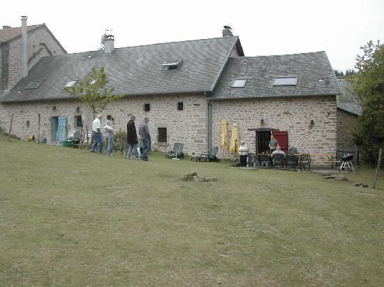 Gite et Chambres d'Hotes de Lasgorceix : voici le gîte