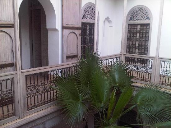 Riad Tzarra: Inside the riad