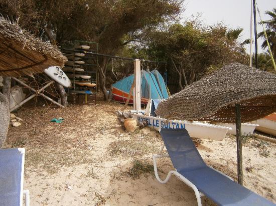 โรงแรมเลอซูลตาน: la plage du sultan .. humm ça donne envie non ?