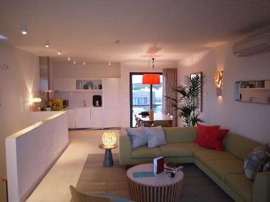 Martinhal Sagres Beach Resort & Hotel: Villa living area