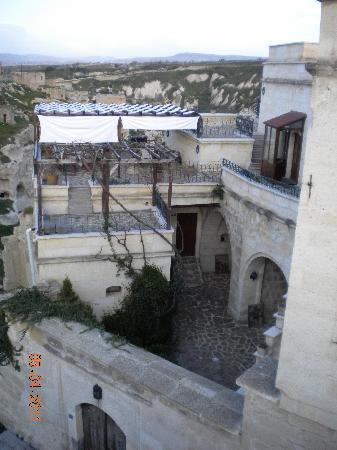 AlKaBriS: terrasse