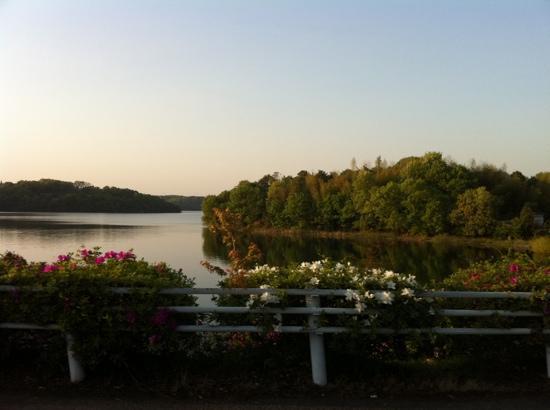 Iruka Pond: el lago