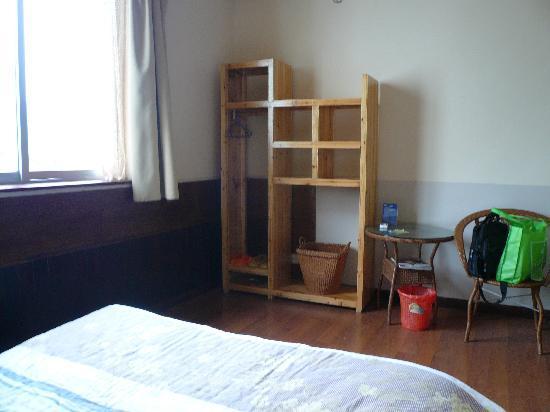 Trippers Carpe Diem Hostel Yangshuo : double private room