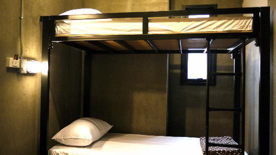 Bed Bangkok Hostel: buddy bunk