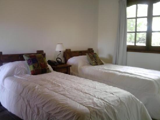 Hotel Volver: Habitación doble camas twins