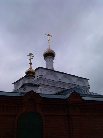 Kirov, Russia: Преображенский монастырь