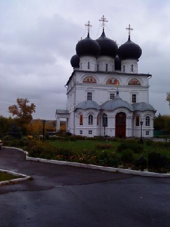 Kirov, Rusya: Успенский собор