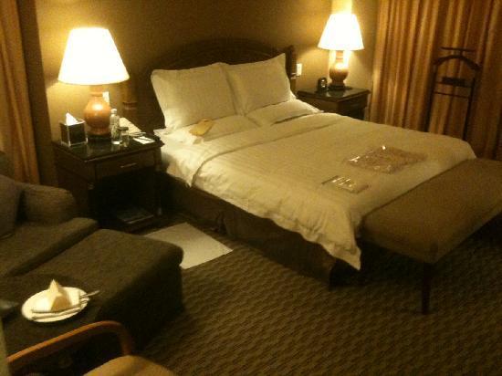 Grand Hi-Lai Hotel: 部屋の様子