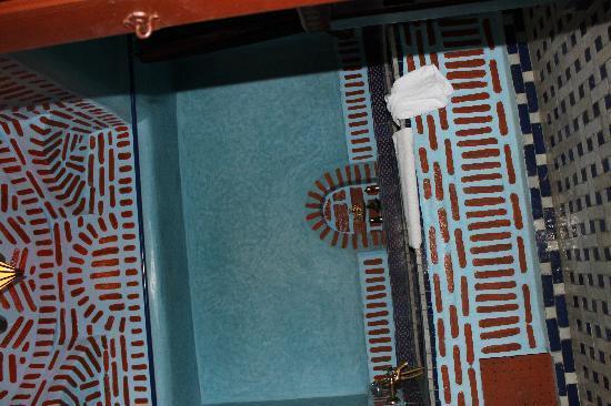 Riad et Dar Maison Do: salle de bain de rêve