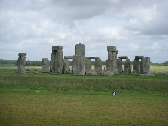 Амесбери, UK: Amazing Stonehenge