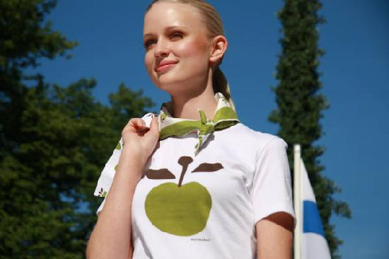 Helsinki, Finlandia: Finnish fashion