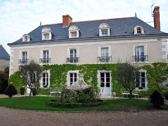 La Rongere: Main house