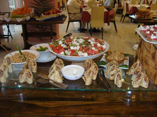 Mayor Capo Di Corfu: More food