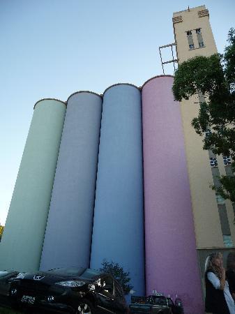 Rosario, Argentine : MACRO