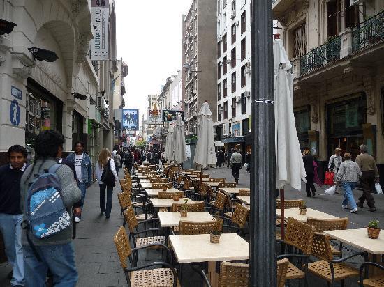Rosario, Argentine : calle Cordoba
