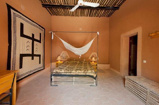 Agadez, Niger: Room