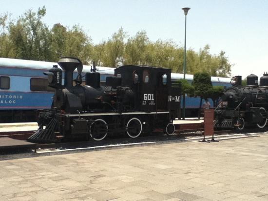 Museo Nacional del Ferrocarril: Tren