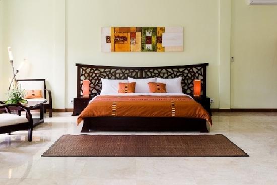 Suara Air Luxury Villa Ubud: Suite Room
