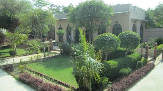 Gulmohar Restaurant at The Bagh Resort