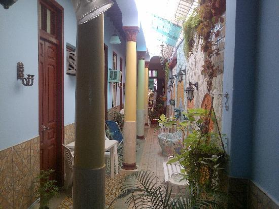 Casa Particular Mirtha y Candido: Hall