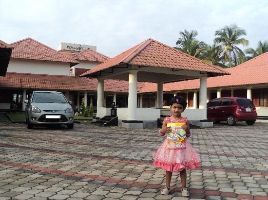 KTDC Pepper Grove Hotel: my daughter