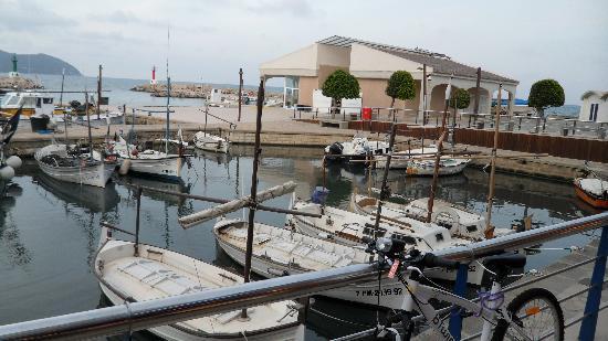 Hipotels Cala Millor Park : Marina at Cala Bona