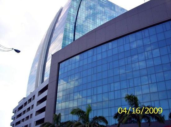 Courtyard Guayaquil: Courtyard by Marriott at Guayaquil's booming district