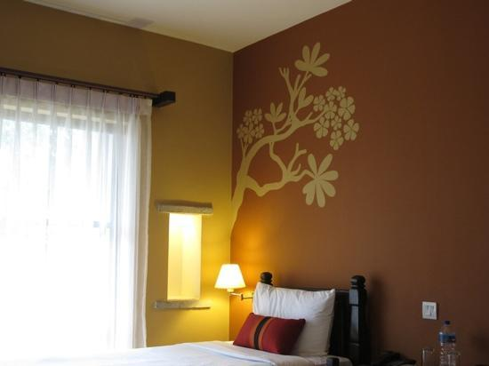 Temple Tree Resort & Spa: nice room