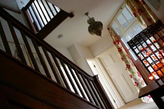 Sixteen Falmouth: the hall