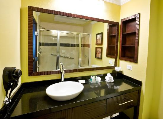 Holiday Inn Hotel & Suites McKinney - Fairview: Our modern bathrooms feature a variety of amenities