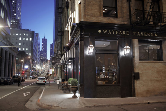 Photo of American Restaurant Wayfare Tavern at 558 Sacramento St, San Francisco, CA 94111, United States